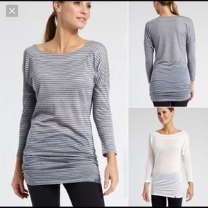 Zobha | NEW Sheer Boatneck Tunic